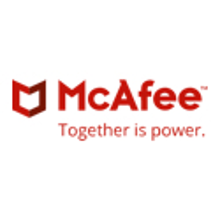 Code réduction McAfee