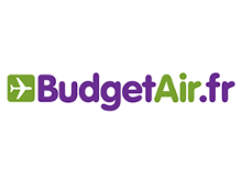 Code réduction Budget Air