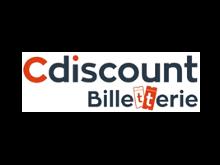 Code réduction Cdiscount Billetterie