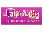 Code promo Annikids