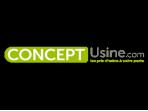 Code promo Concept Usine