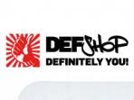 Code promo DEFshop