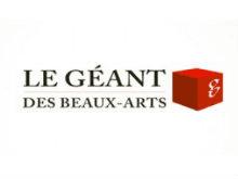 Code réduction Le Géant des Beaux Arts