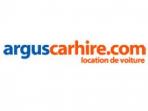 Code promo Location de Voiture Argus