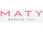 Code réduction Maty