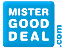 Code réduction Mister Good Deal