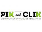 Code promo Pik and Clik