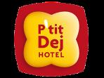 Code promo P'tit Dej-hotel