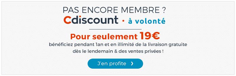 Latest cdiscount fidlit with frais de port gratuit maison du monde - Code promo cdiscount frais de port offert 2015 ...