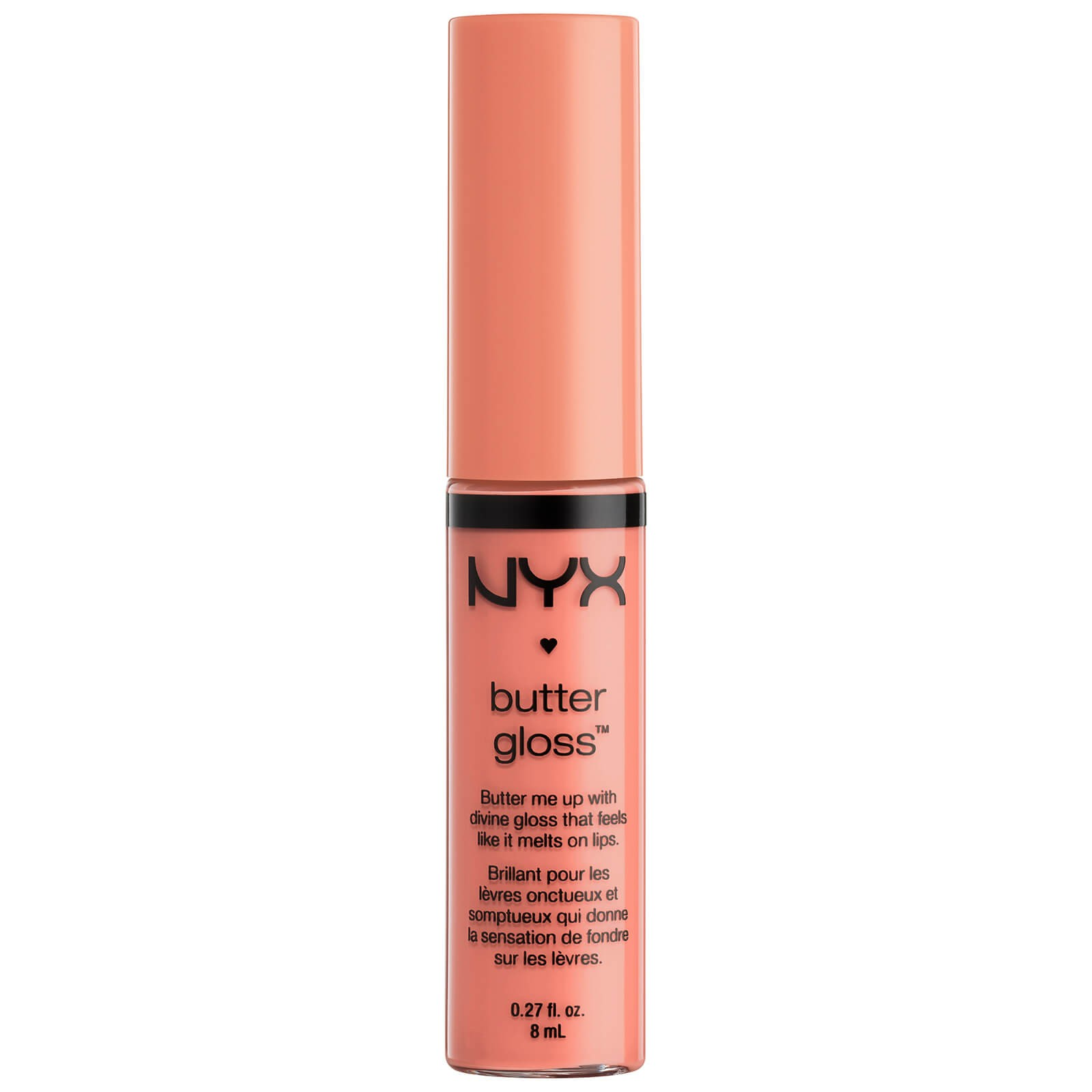 NYX Professional Makeup Butter Gloss