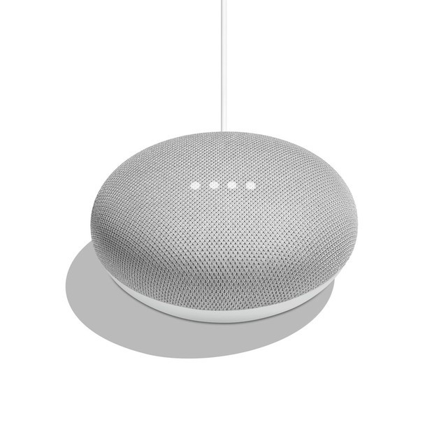 Assistant vocal Google Home mini