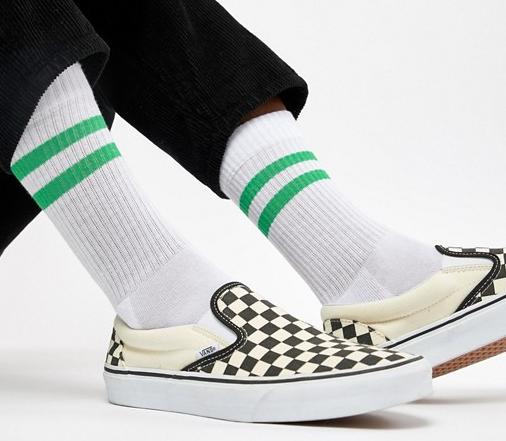 ASOS DESIGN - Lot de 5 paires de chaussettes style sport