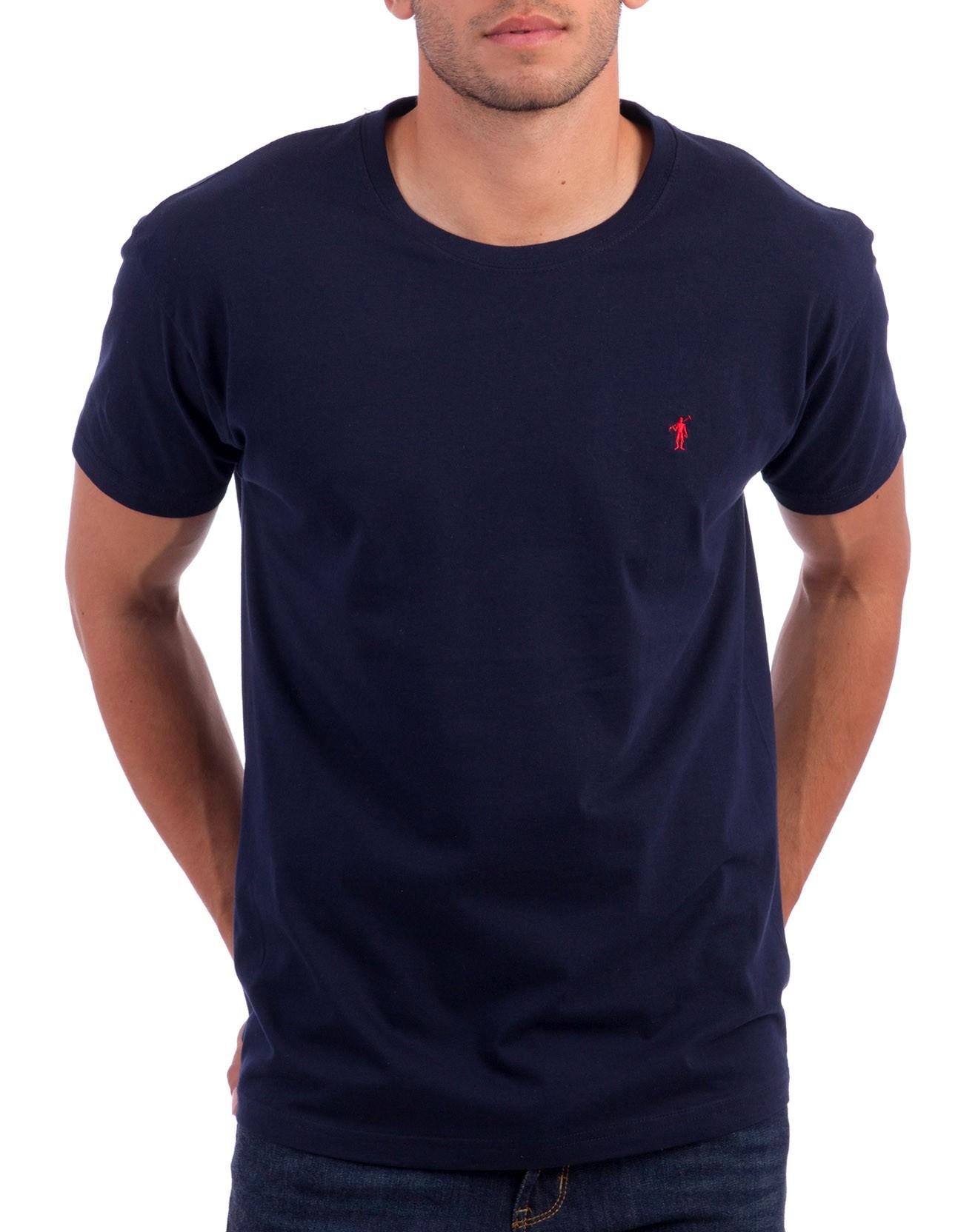 T-shirt Academy marine