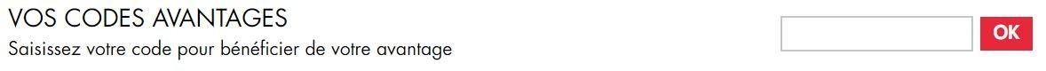 comment utiliser un code promo Camaïeux