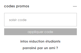 comment utiliser un code promo Missguided