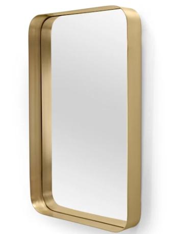 Alana, miroir rectangulaire