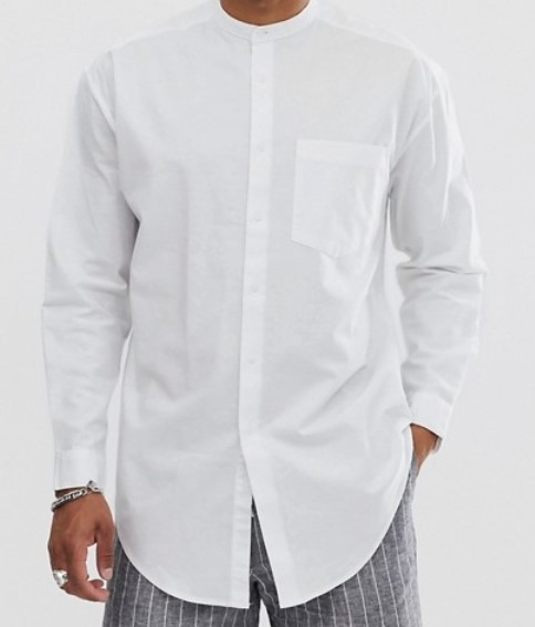chemise blanche ASOS