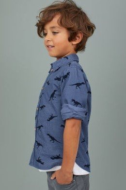 h&m chemise