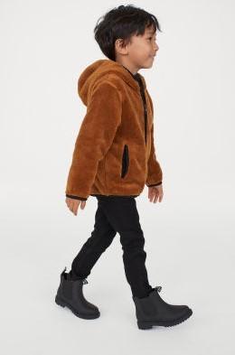 h&m veste capuche