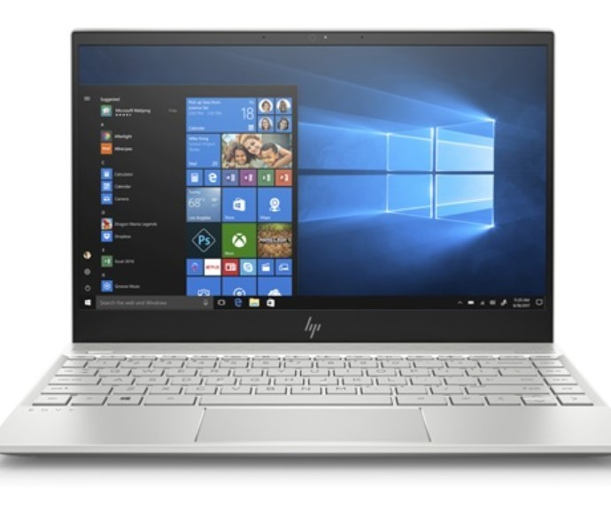 HP Laptop Envy 13 Argent