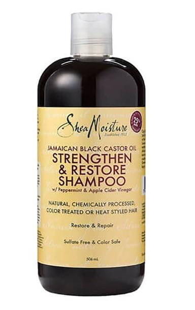Look Fantastic shampoing reparateur et stimulant