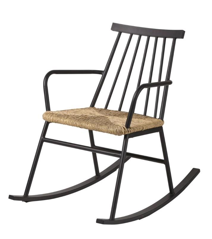 Rocking Chair Résine Extérieur