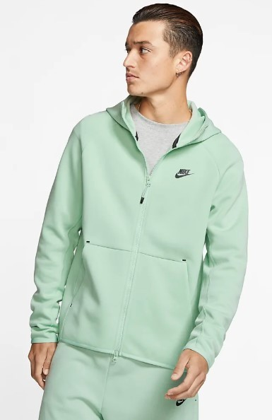 Nike survetement vert pale