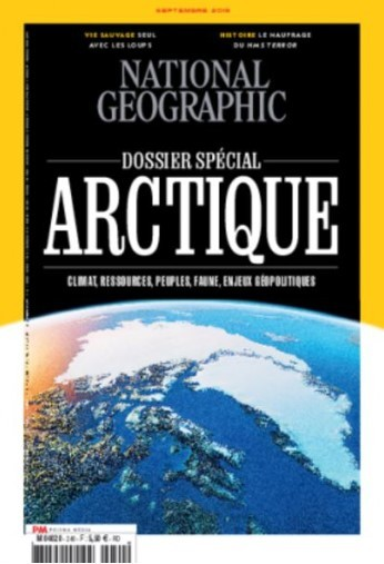 Prismashop couverture National Geogrpahic