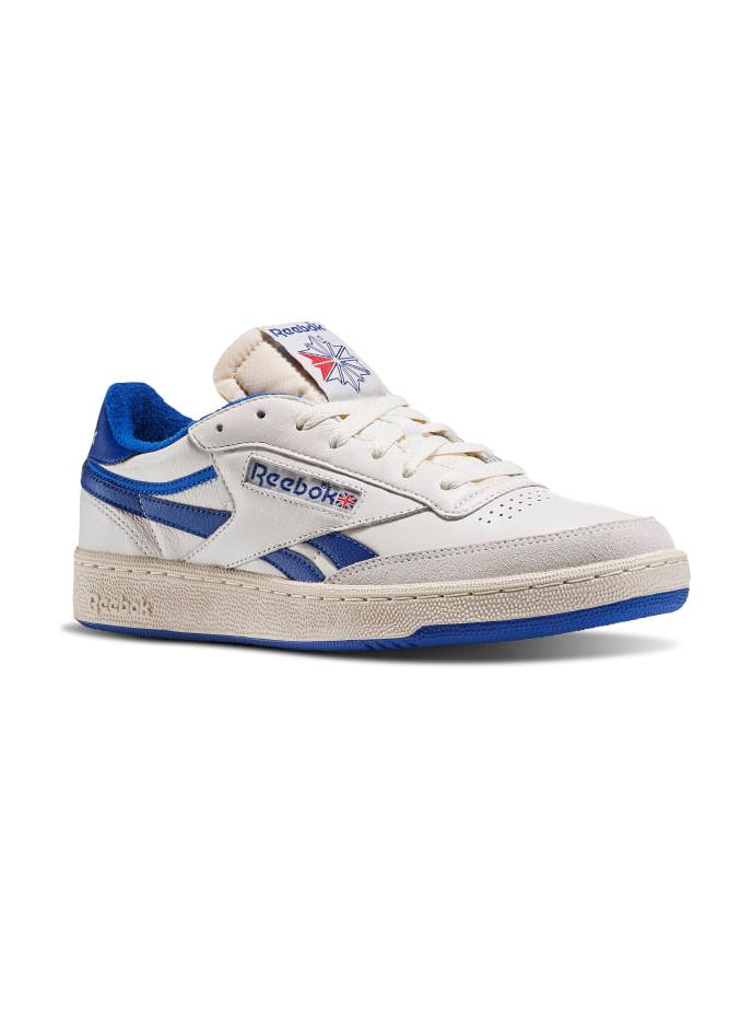 Sneakers Reebok Blanche Revenge Plus Vintage