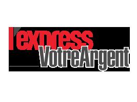L'Express Votre Argent Logo