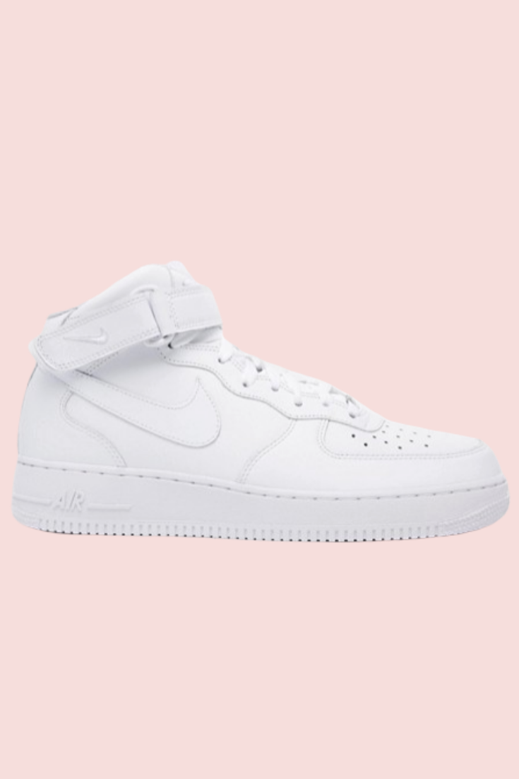 nike air force 1 - blanc