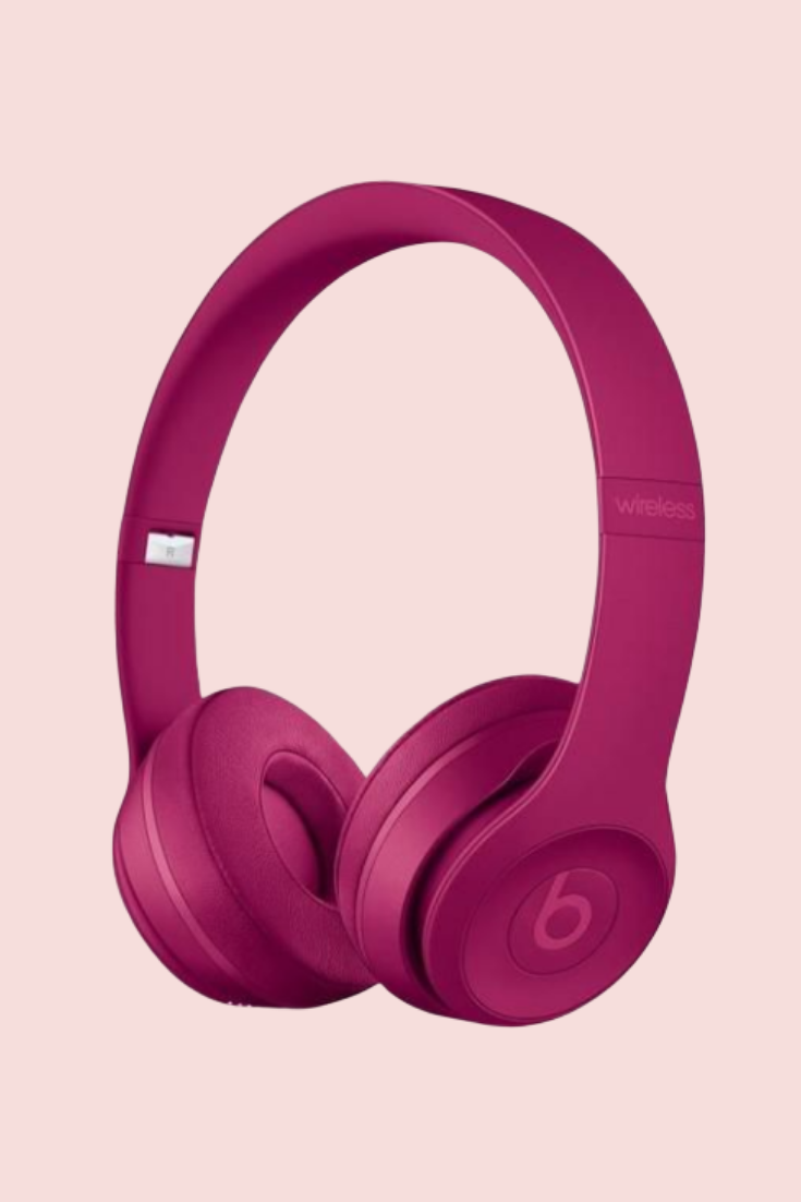 BEATS SOLO3 Casque Bluetooth - brick red