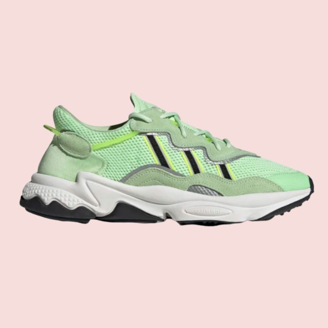 Chaussures Ozweego - Glow Green