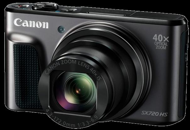 Compact Canon SX720 HS