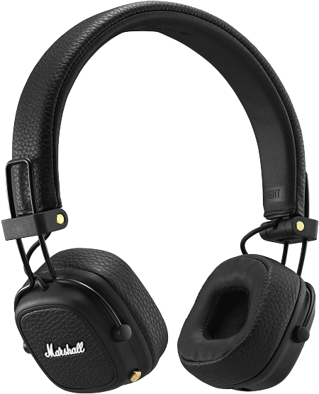 casque audio le plus stylé Marshall Major III