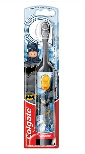 Colgate Oral Care Brosse à Dents Batman
