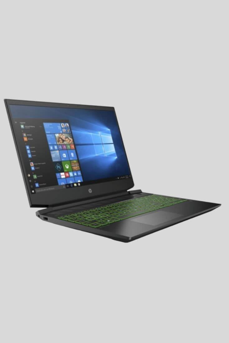 HP Pavilion Gaming 15-ec0017nf - Windows 10