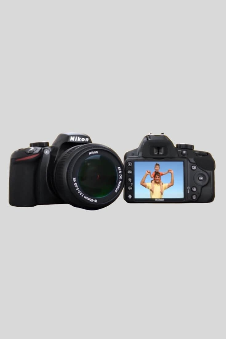 Nikon D3200 DSLR Digital Camera