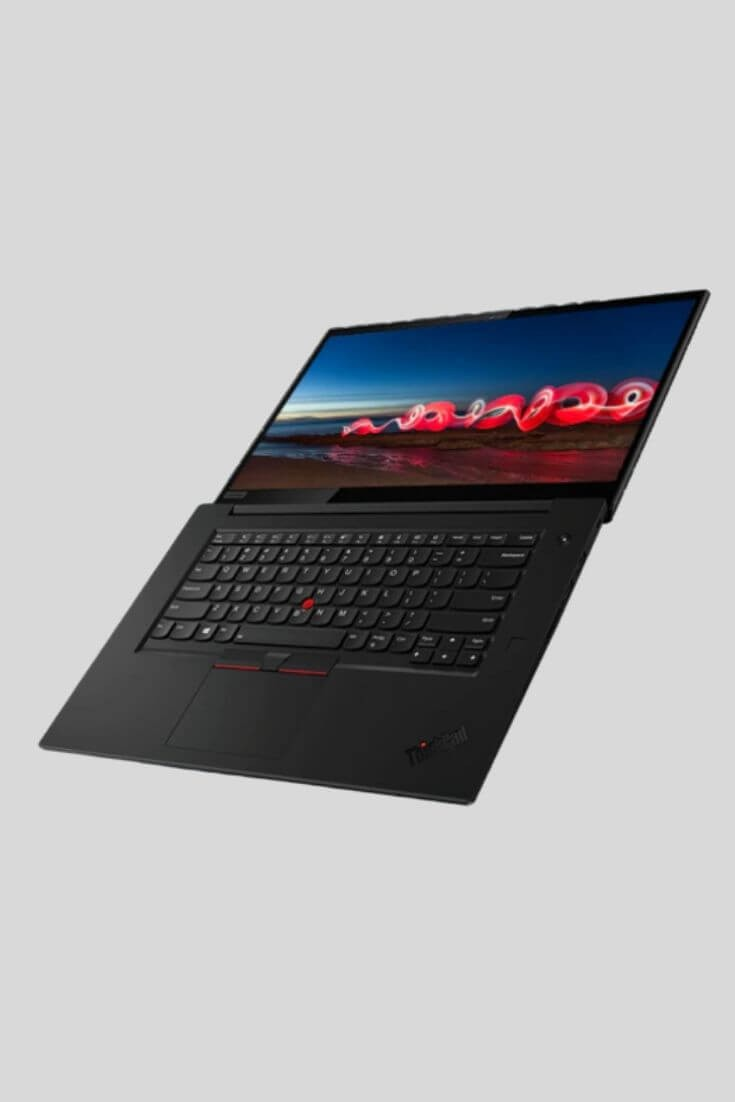 ThinkPad X1 Extreme (2e génération)