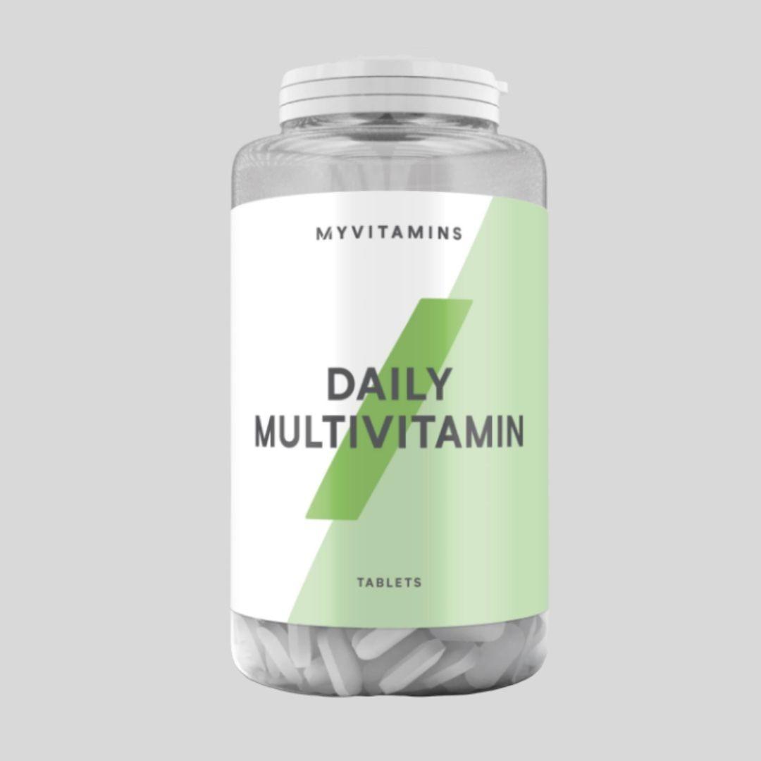 Complexe Multivitamines en comprimés