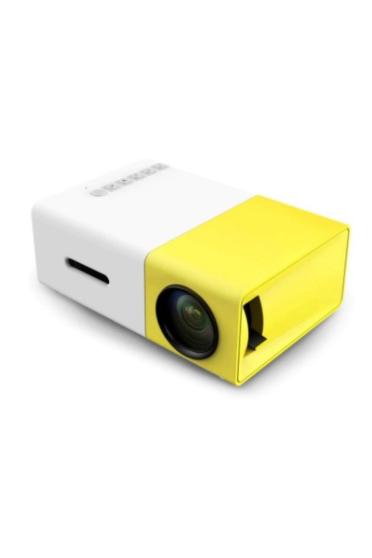 Salange YG300 Projector Mini LCD LED