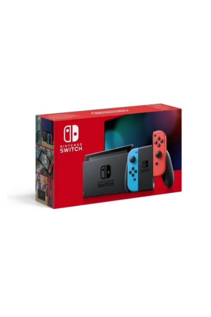 Console Nintendo Switch Néon
