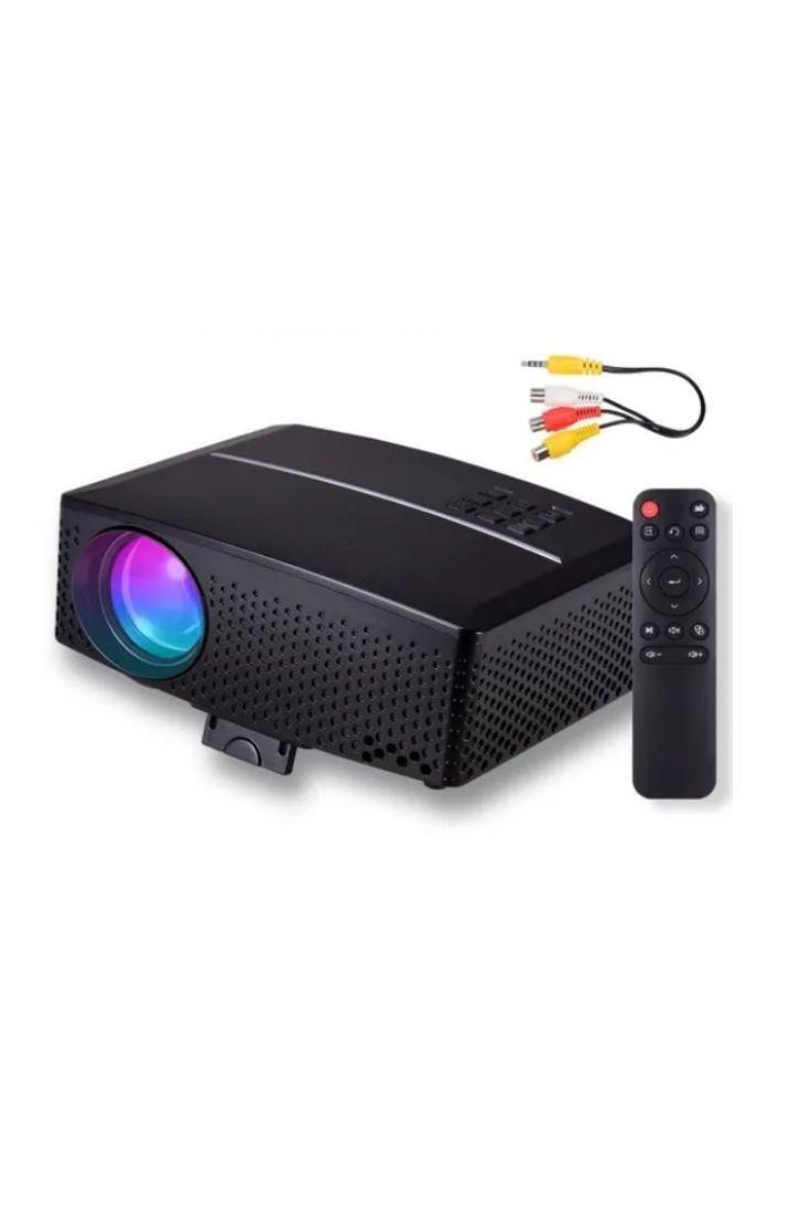 GP80 Mini vidéoprojecteur LED 1080P