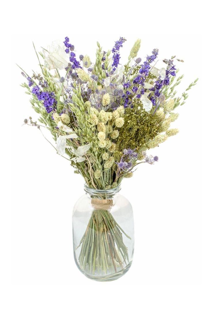 Bouquet de fleurs séchées - Evasion Céleste