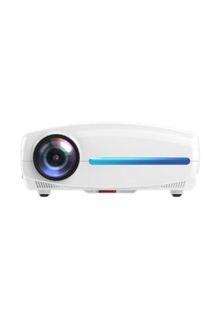 WZATCO C2 1920*1080P Full HD 200inch AC3 4D keystone LED Projector
