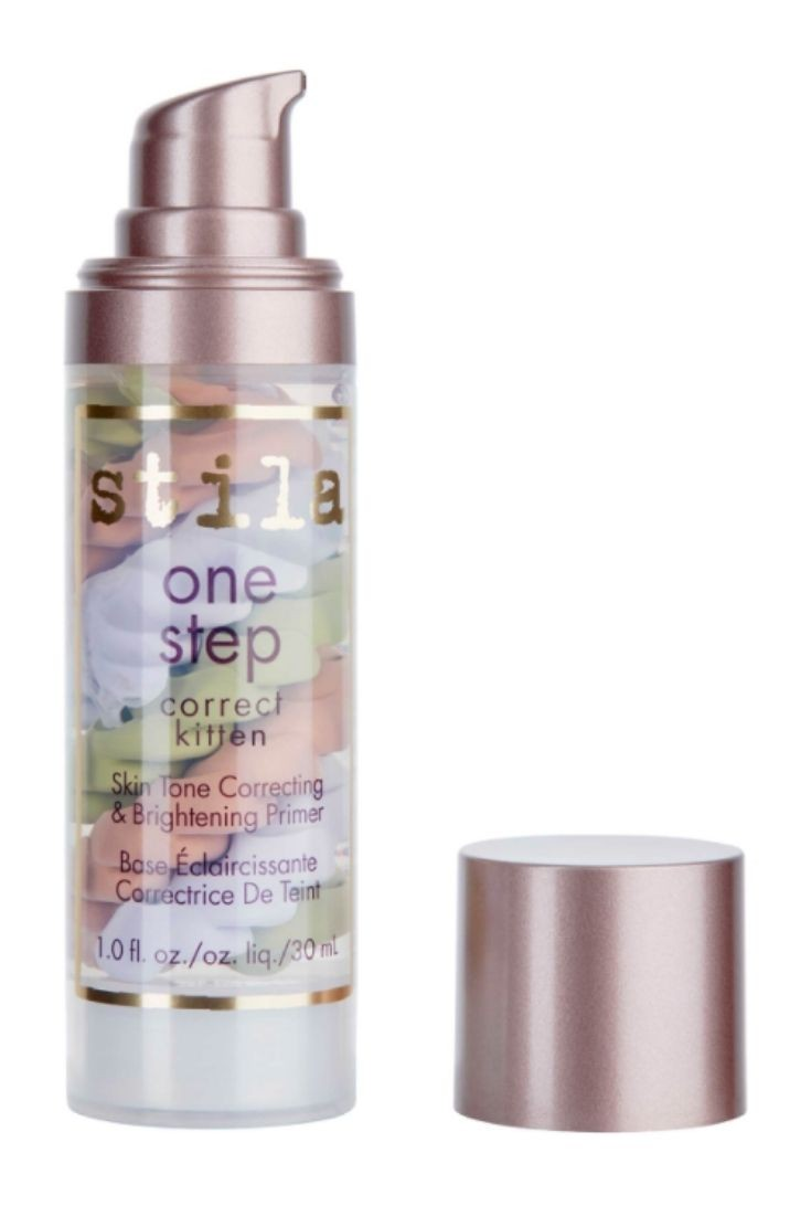 Stila One Step Correct Kitten Skin Tone Correcting and Brightening Primer