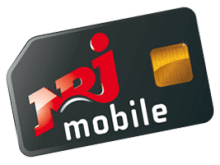 Code réduction NRJ Mobile