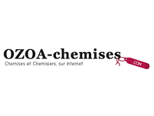 Code réduction OZOA-chemises